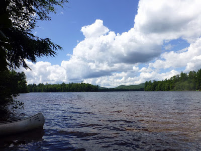 Rollins Pond and Floodwood Mountain, Saturday 08/01/2015.  The Saratoga Skier and Hiker, first-hand accounts of adventures in the Adirondacks and beyond, and Gore Mountain ski blog.