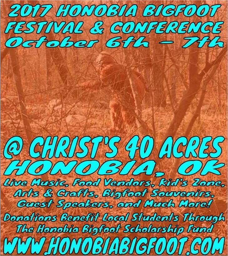 Honobia 2017 Bigfoot Conference Blog