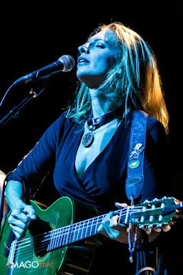 Tori Sparks a la sala Barts de Barcelona, 2-10-2015