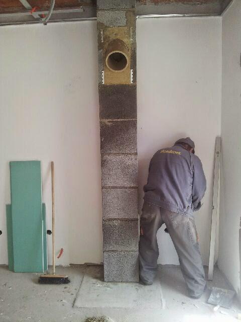 montaža dimnika
