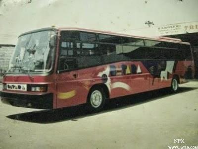 Foto Bus Jadul di Indonesia | liataja.com