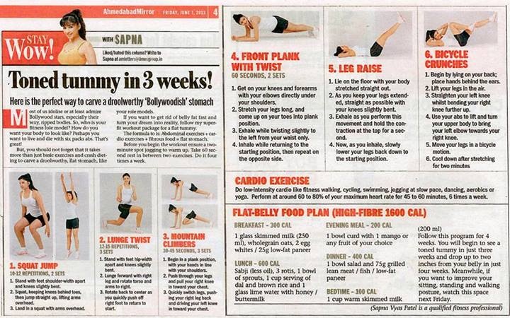 Diet plans to lose weight in 15 days early