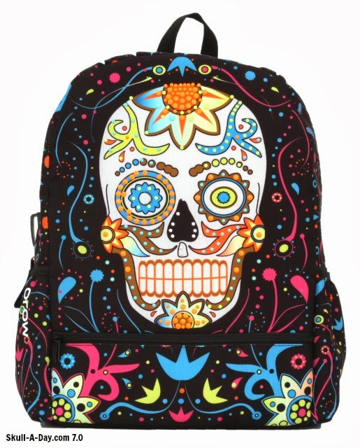 CONTEST] Win a Skull Backpack from Mojo Backpacks