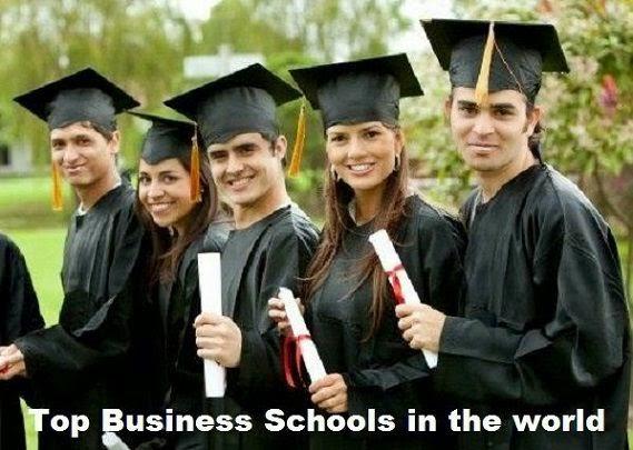 Best Top 10 Business Schools of world 2015 image photo