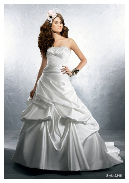 2012 Alfred Angelo Wedding Dress Collection