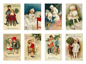 Christmas Cards Vintage
