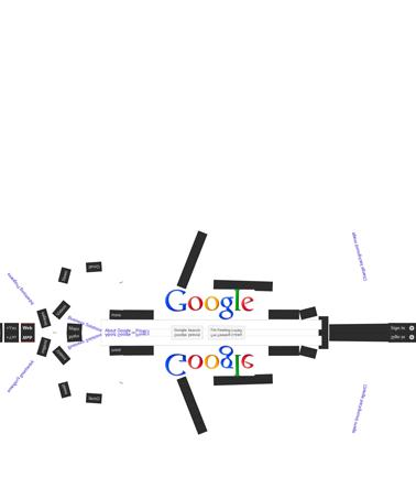 Google Gravity | Google Gravitasi