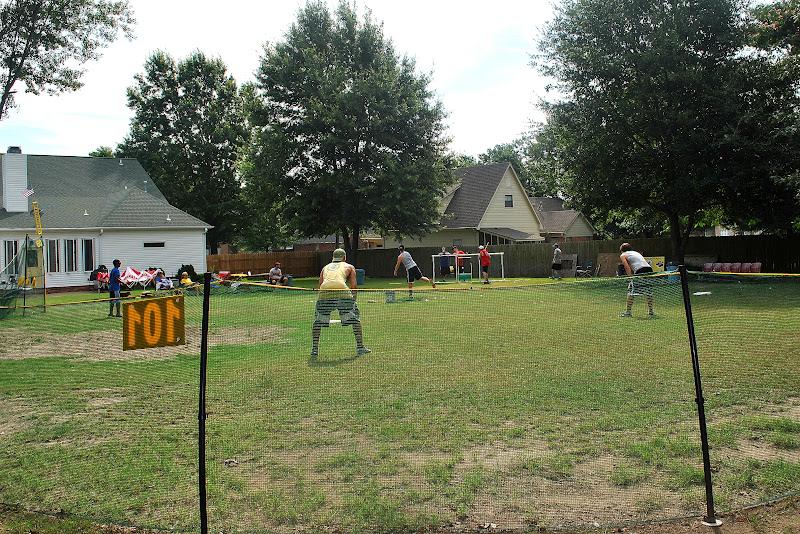 amazing grays flyers field inaugural wiffleball tournament