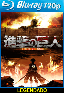 Assistir Shingeki no Kyojin: Attack on Titan Legendado Online