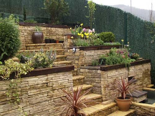 Arte y jardinerÍa diseÑo de jardines: ornamentos en el jardÍn