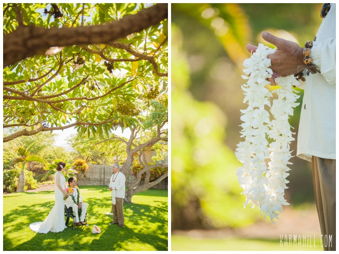 Maui Private Estate Weddings