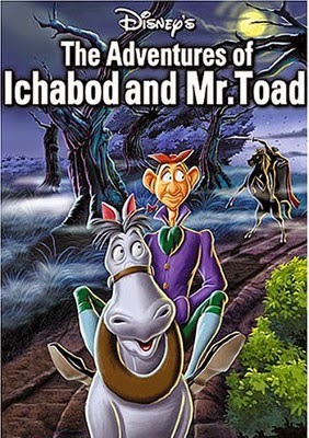 Buy the Adventures of Ichabod and Mr. Toad on Amazon