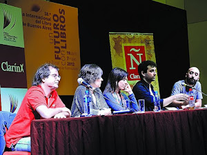 Feria del Libro Bs As 2012