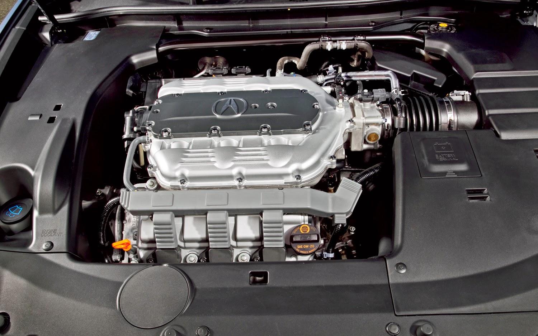 2015 Acura RSX Engine