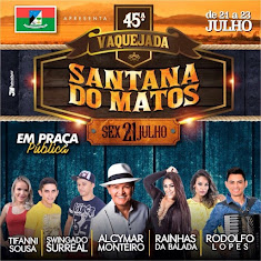 Santana Do Matos Dia 21