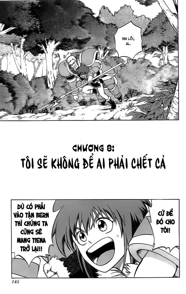 Fire Emblem-Hasha no Tsurugi chap 8 - Trang 2