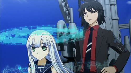 Aoki Hagane no Arpeggio: Ars Nova DC Movie BD Subtitle Indonesia