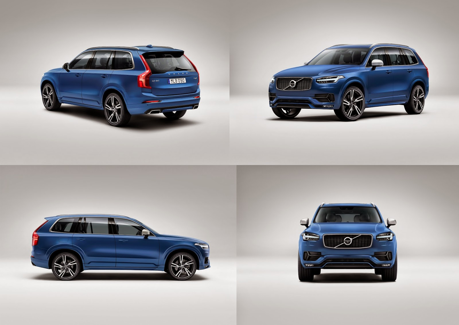 speedmonkey 2015 volvo xc90 r design revealed. Black Bedroom Furniture Sets. Home Design Ideas