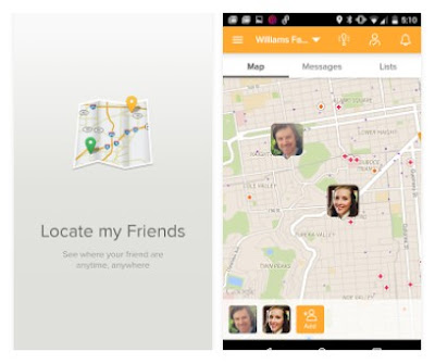 Locate My Friends 10.2.2 APK Gratis for Android