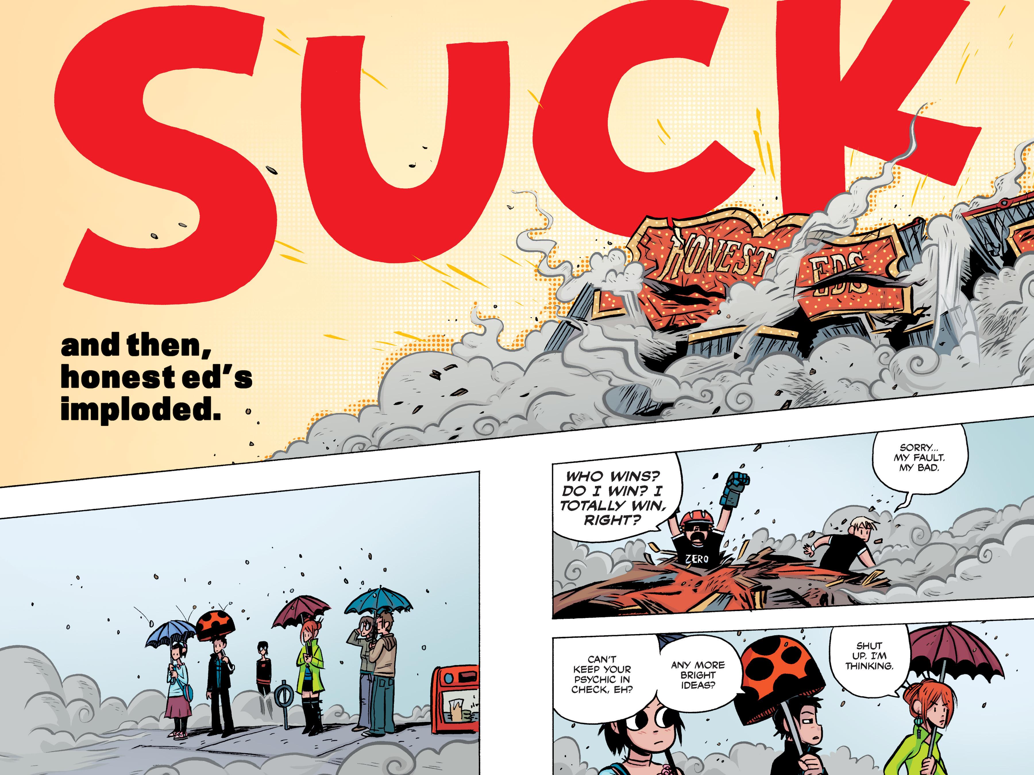 Read online Scott Pilgrim comic -  Issue #3 - 72