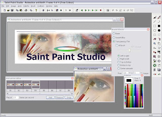 Free Download Saint Paint Studio 18.0
