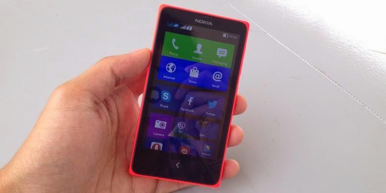 Nokia+X Kelebihan Nokia X Dibandingkan Perangkat Android Lainnya