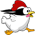 تحميل لعبة الفرخة النينجا للاندرويد Download Ninja Chicken
