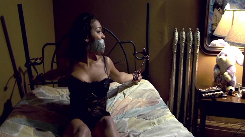 Bondage on television movie