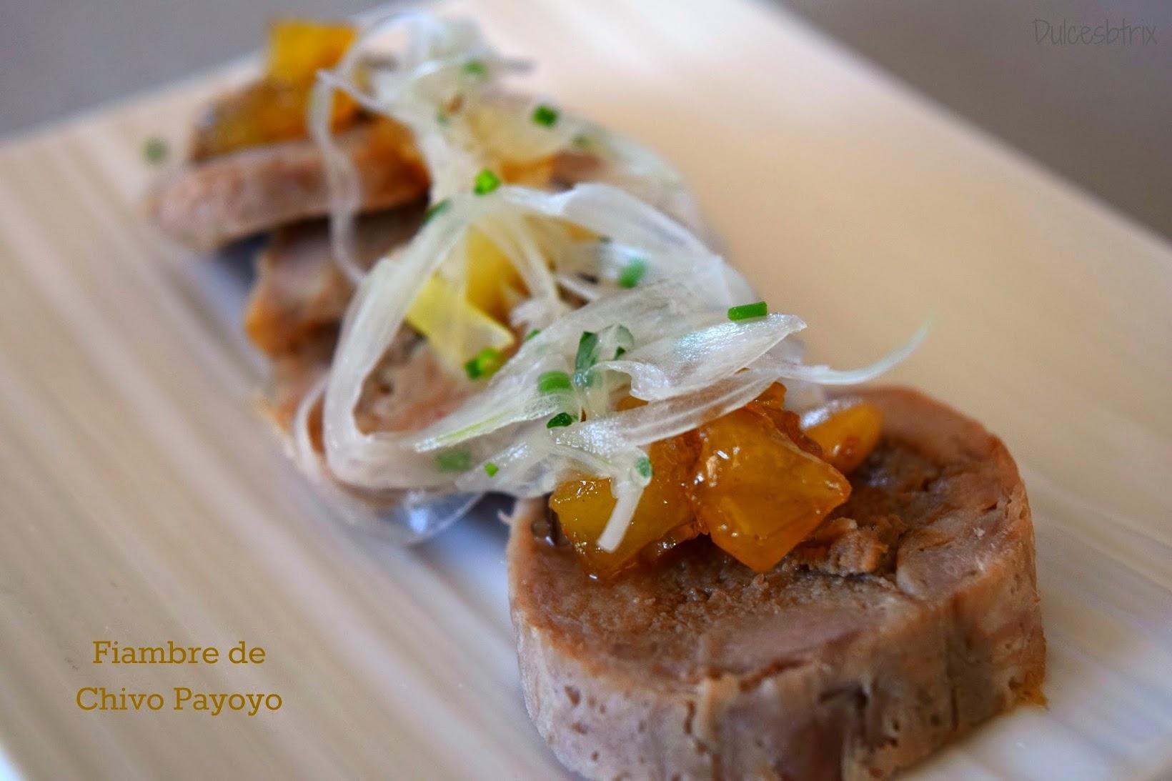 Chivo payoyo-dulcesbtrix-Restaurante el lago