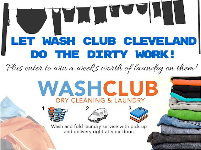 Let Wash Club Cleveland do the Dirty Work + Enter to win!