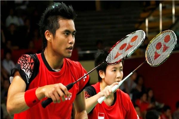 Tontowi Ahmad Dan Liliyana Natsir Maju Kebabak Semi Final Bulutangkis Asian Games 2014