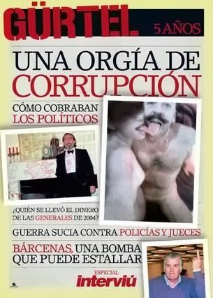ORGÏA DE CORRUPCIÓN