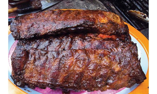 Pineapple Rum Ribs Recipe
