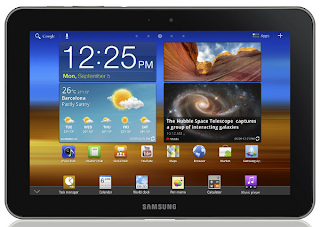 Galaxy Tab 8.9 LTE, Tablet Android Processor with Dual Core 1.5 Ghz