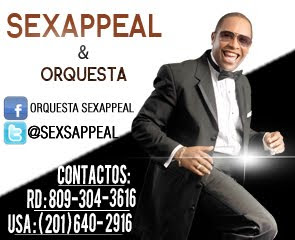 Sexappeal &amp; Orquesta