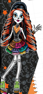 Monster High,  Coleccion de Moda, parte 2