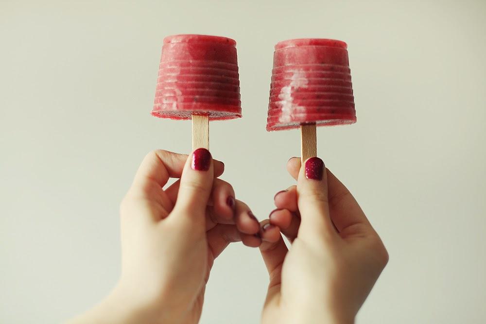 lody owocowe domowej roboty homemade ice cream moniusza blog poczuj smak lata