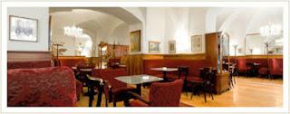 La cafetería más antigua de Viena