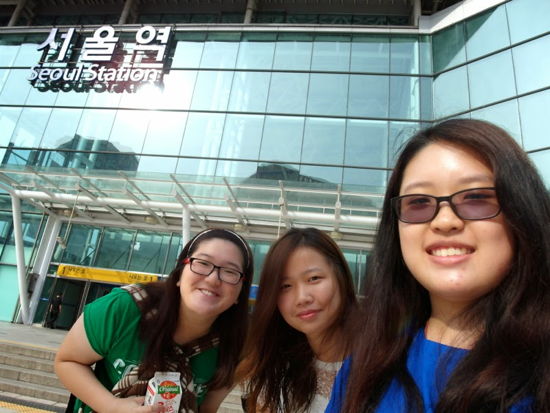 Ewha University Summer Studies Program Busan Korea lunarrive Travel blog singapore