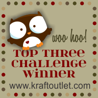 I won the top 3 @ Kraft