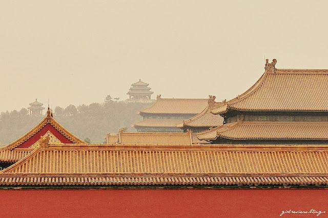 Oriental Rooftops Beijing