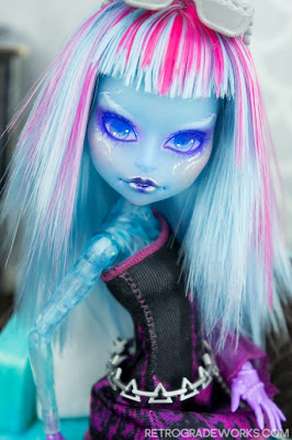Custom Monster High Repaint
