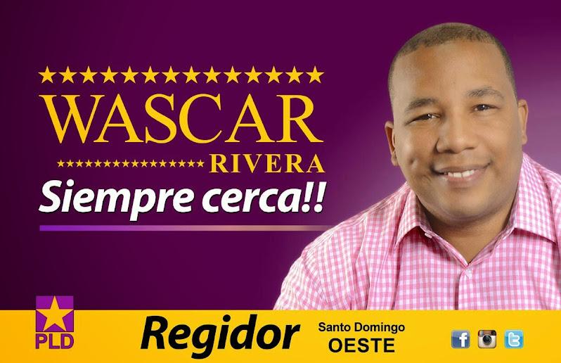 Wascar Rivera Regidor