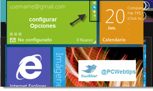 configurar windows8 Tema windows 8 completo para windows 7/xp/vista