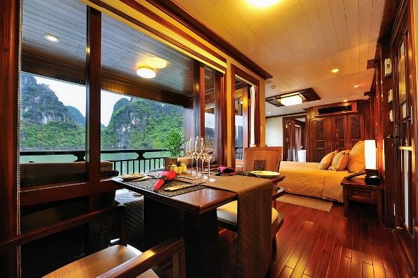 Suite Cabin - Paradise Luxury Cruise