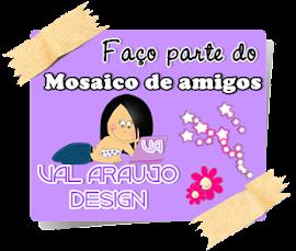 Mosaico de Amigos