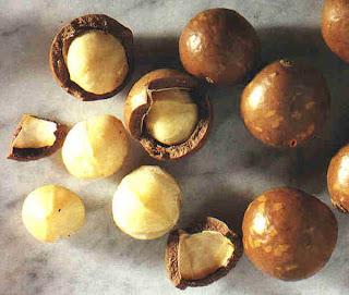 Macadamias recipe