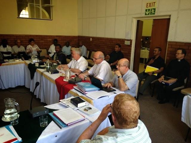 #SACBC - Seminaries indaba