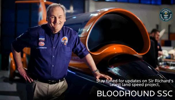 world fastest car 2013,Blood Hound SSC Guinness World Record,Car With Fastest car Video,Car Guinness World Record Blood Hound,Richard Nobel Fastest Car