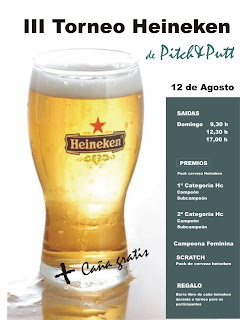 torneo Heineken en P&P El Golpe